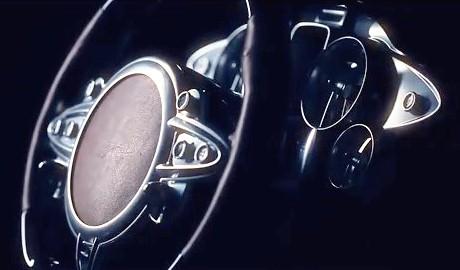 Pagani показал 3 тизер Zonda C9