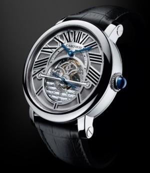 Cartier представил роскошные часы Astroregulateur и Multifuseaux