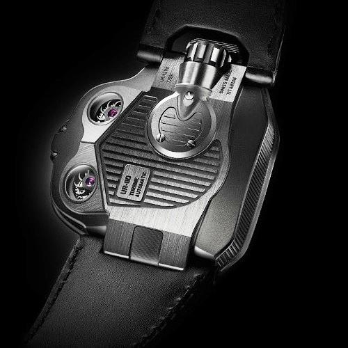 URWERK представил планетарные часы UR-110