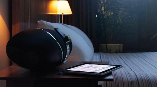 Акустика Zeppelin Air с потоковым аудио через AirPlay