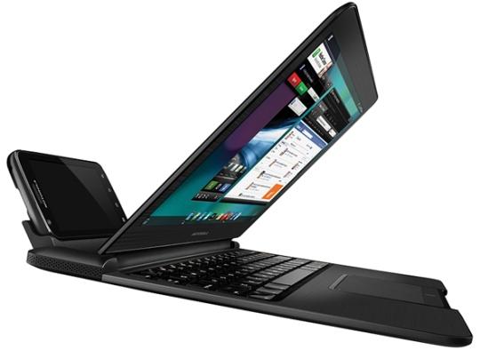 Motorola представила самый быстрый смартфон в мире Atrix 4G