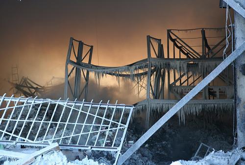 Число жертв пожара в Перми возросло до 16 человек