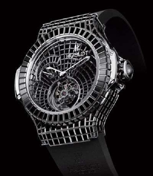 Часы Black Caviar Bang на 1 млн.$ от Hublot