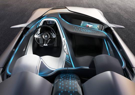 Концепт BMW Vision ConnectedDrive
