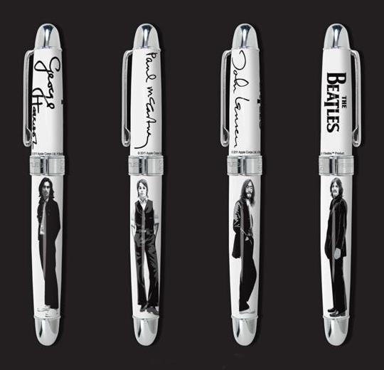 Битлз появились на ручках от Acme Studio