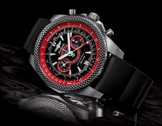Breitling выпустил хронограф в честь мирового рекорда Bentley