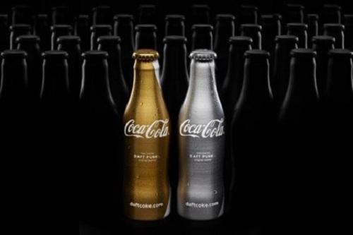 Новый дизайн Coca-Cola для клубов от Daft Punk