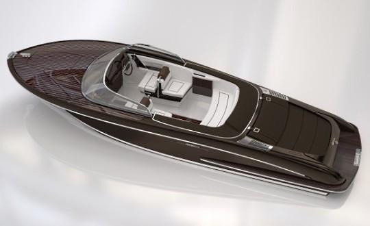 Ferretti Group представила гибридную яхту Riva Iseo