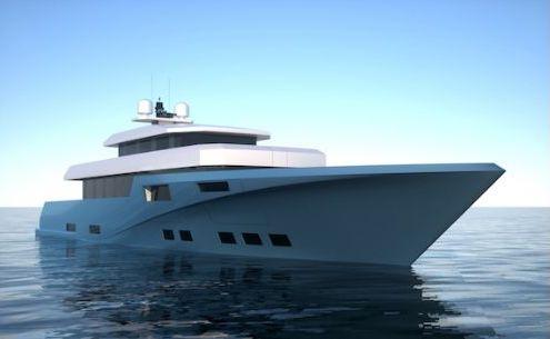 Floating Life выпустит 40-метровую электрояхту Ganto