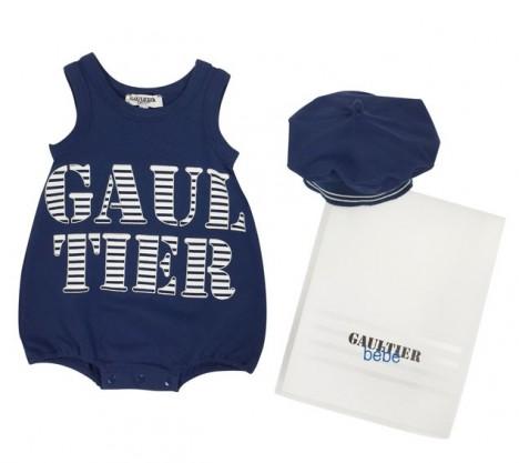 Jean-Paul Gaultier выпустил линию детской одежды