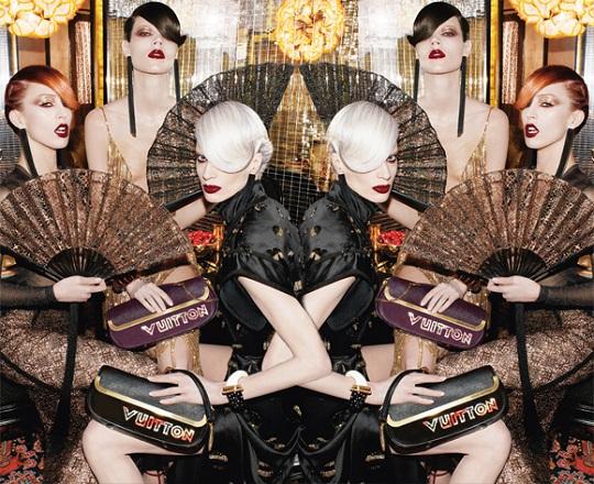 Новая коллекция кожаных аксессуаров от Louis Vuitton