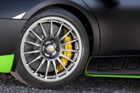 Немецкие тюнеры Edo Competition постороили самый быстрый Lamborghini Murcielago LP750