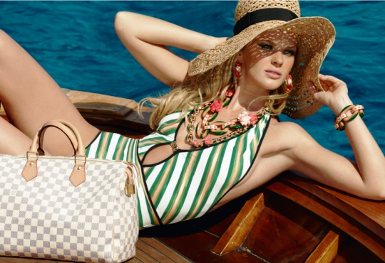 Louis Vuitton презентовал круизную коллекцию 2011