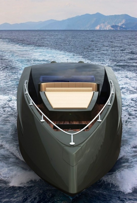 яхта ламборджини