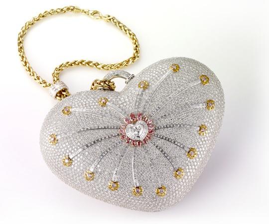 Mouawad представил самую дорогую сумочку в мире за ,8 млн