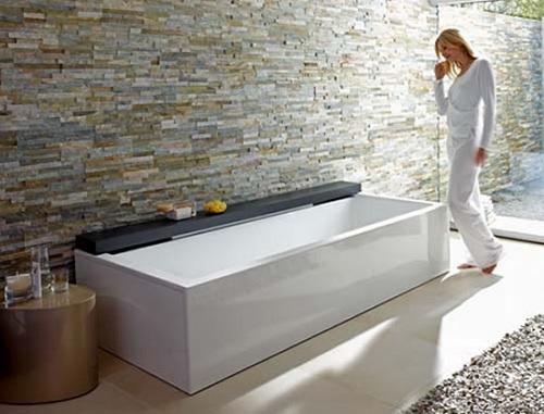 Музыкальная ванна Nahho от Duravit - сантехника нового поколения