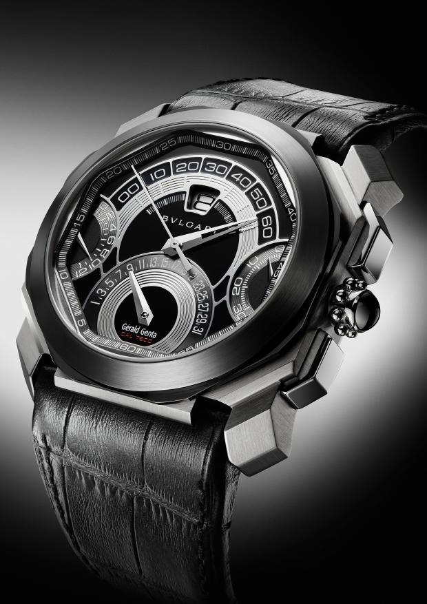 Bvlgari представит новый хронограф на выставке BaselWorld-2011