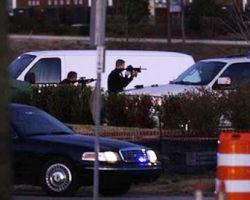 Полиция США застрелила 19-летнего грабителя банка