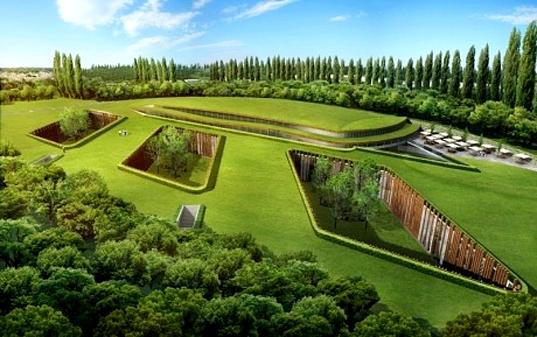 Hersham и ReardonSmith построят подземный 5-звездочный отель в Англии