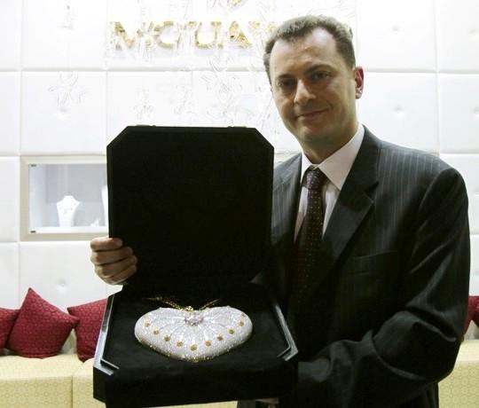 В Дохе показали сумочку Mouawad 1001 Nights Diamond Purse за ,8 млн