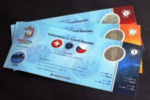 Цены билетов на Евро-2012 меньше предыдущих
