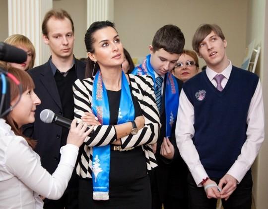 Тина Канделаки помогла построить школу будущего в Казани
