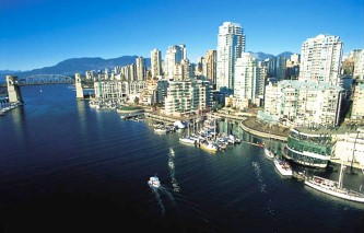 Ванкувер - лучший город мира 2011 по качеству жизни