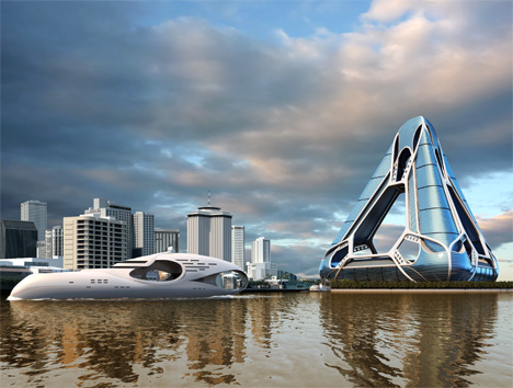 Город будущего NOAH уже реален в настоящем