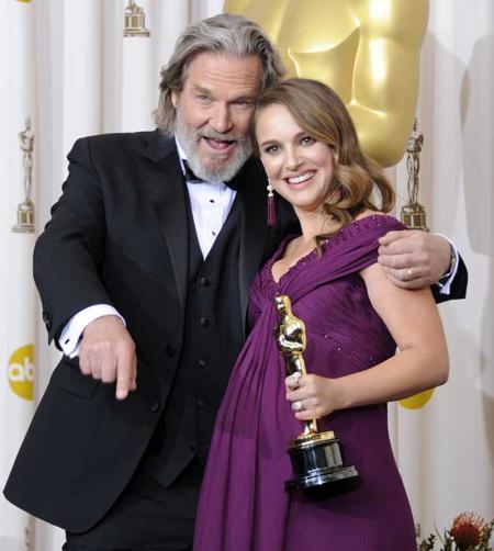 """Фоторепортаж с церемонии награждения """"Оскар"""""""