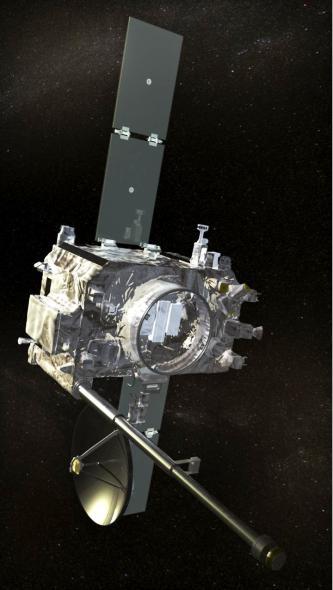 Ученые НАСА показали первое изображение всего Солнца