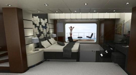 Красавица-яхта AB 166 от AB Yachts за  млн
