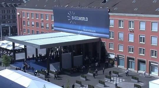 Выставка BASELWORLD 2011 в Базеле