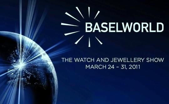 Ювелирно-часовая выставка BASELWORLD 2011 в Швейцарии
