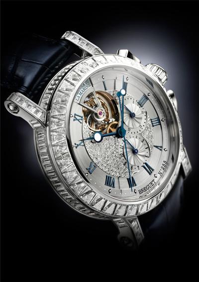 """Бриллиантовый """"БУМ"""" выставки в Базеле. Удар наносит High Jewellery от Breguet"""