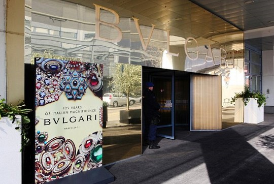 Bulgari на выставке Baselworld 2011