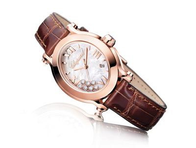 Коллекция часов Happy Sport от Chopard пополнилась новой моделью