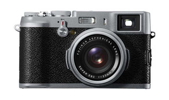 FujiFilm начал продажи камер FinePix X100
