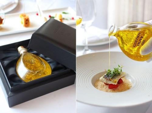 Золотое оливковое масло из Хорватии