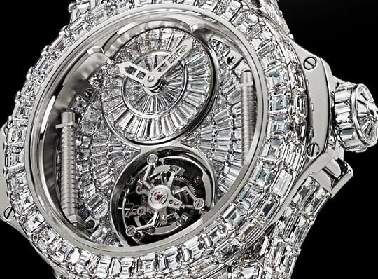 Hublot представил часы Big Bang за $ 2 миллиона