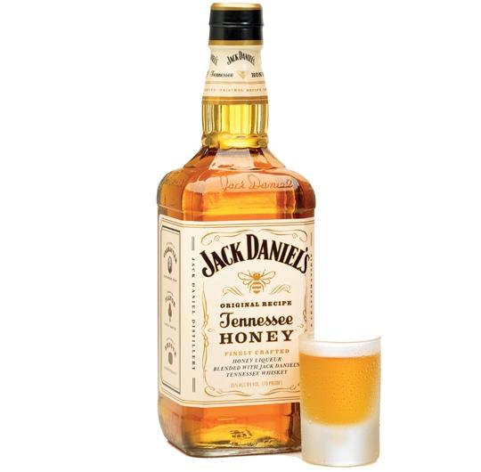Медовый виски Jack Daniel's Tennessee Honey