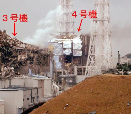 Из-за радиации с АЭС «Фукусима–1» эвакуировали персонал