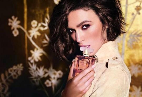 Кира Найтли для «Мадемуазель» от Chanel
