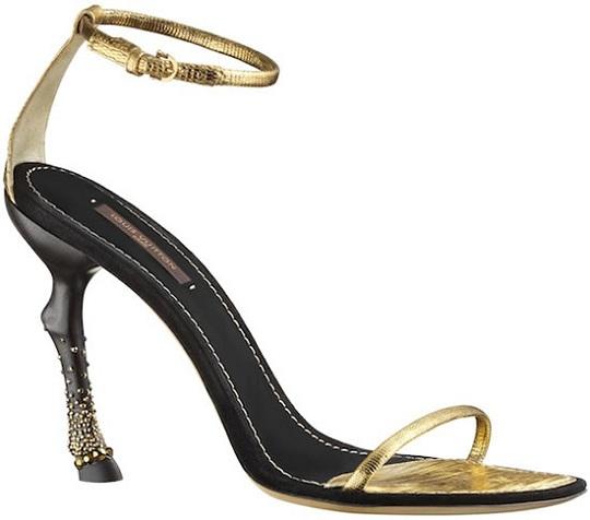 Коллекция обуви Louis Vuitton весна/лето 2011