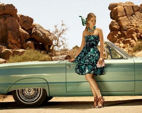 Женская коллекция Louis Vuitton весна/лето 2011