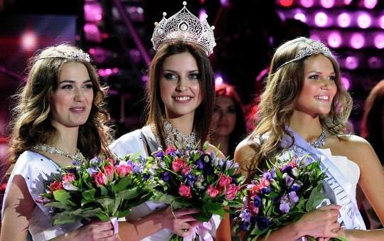 Москвичка Наталья Гантимурова стала Мисс Россия 2011