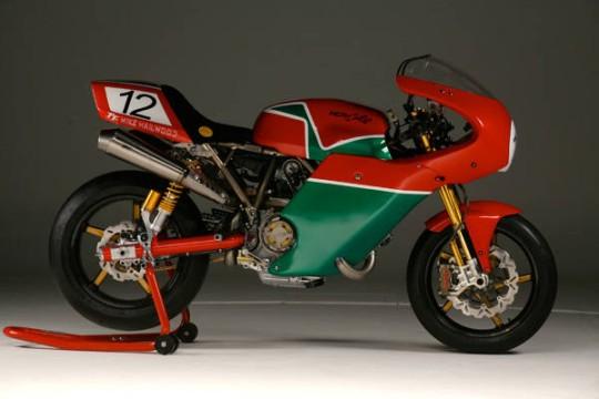Самый дорогой мотоцикл в мире - Ecosse Titanium Series FE Ti XX