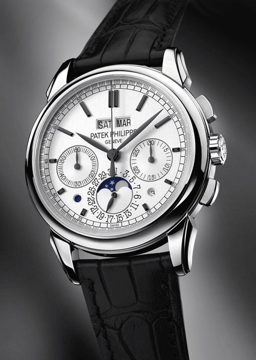 Patek Philippe представит новый хронограф на BaselWorld