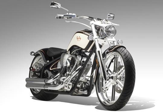 Американский байк Pitbull 2011 от Big Dog Motorcycles