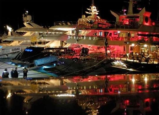 В Греции пройдет яхт-шоу Порос-2011