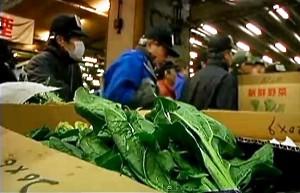 В Японии запретили продажу радиоактивных овощей из Фукусимы